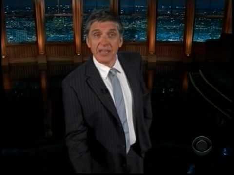 Late Late Show Craig Ferguson - 2009-06-10 Monologue - Love Machine