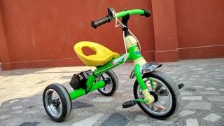 How to make electric Bike - KIDS Ride ON BIKE | Shamshad MAKER