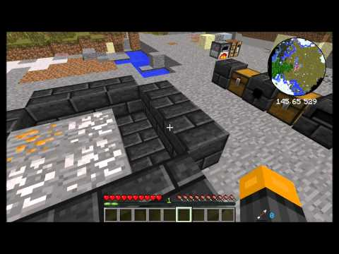 Minecraft Hexxit: How to Smelt (Tinkers' Construct)