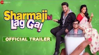 Sharmaji ki Lag Gai - Official Trailer | #TSeriesYkb