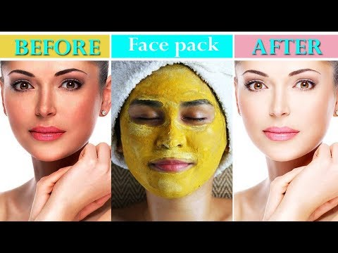 Apply This Mask Before Going to Party and See The Magic on Your Skin | Instant Glow for Party