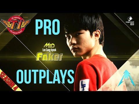 Best Of Faker - Season 4 Korea SoloQ Pro Plays