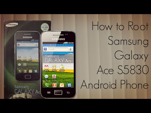 How to Root Samsung Galaxy Ace S5830 Android Phone - PhoneRadar - PhoneRadar