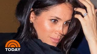 Meghan Markle's Famous Friends Join Her For Night Out In NYC | TODAY