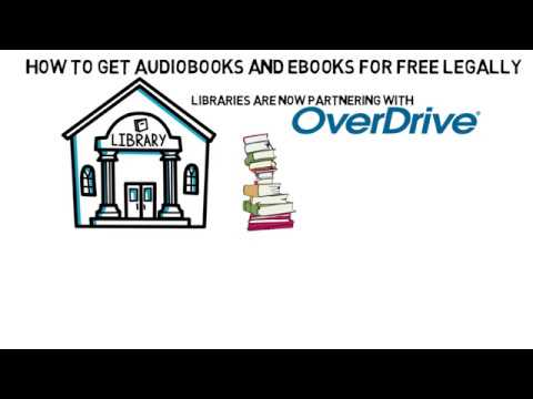 Free LEGAL eBooks and Audiobooks