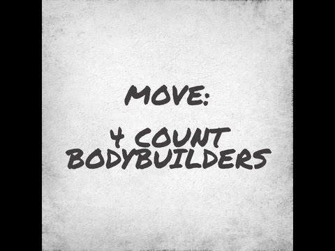 How To Do 4 Count Bodybuilders