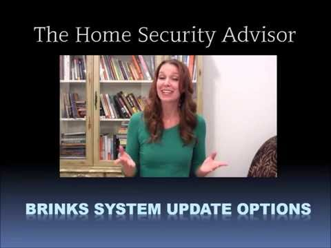Brinks Home Security Systems Upgrade Options