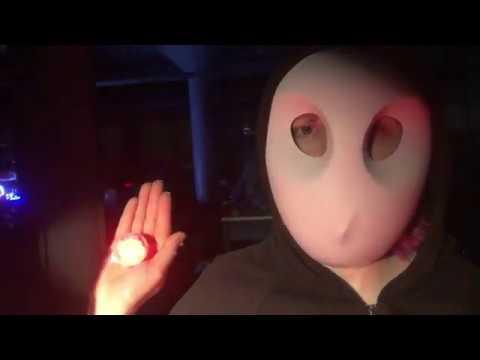 Logan's Theremin Run with CRICKIT NeoPixels & sound @adafruit #adafruit