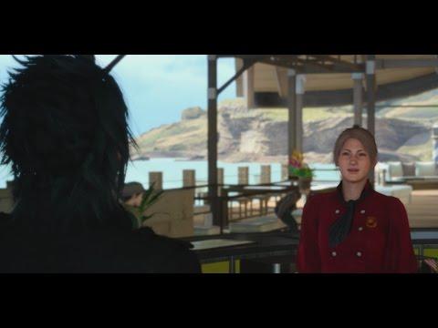 Final Fantasy XV - Side Quest - Berried Memories