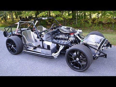 Shelby Daytona Cobra Coupe Replica Build Project