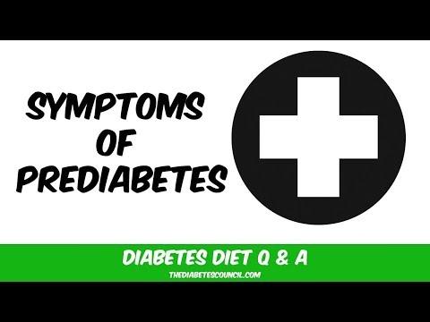 Symptoms of Prediabete: How Do I Know I Have Prediabetes?