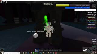 Roblox Infinity RPG | Codes! (WORKING)
