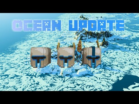 MINECRAFT OCEAN UPDATE!!! | Minecraft News