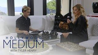 Rob Kardashian Sr. Comes Through Via Stuffed Animal | Hollywood Medium with Tyler Henry | E!
