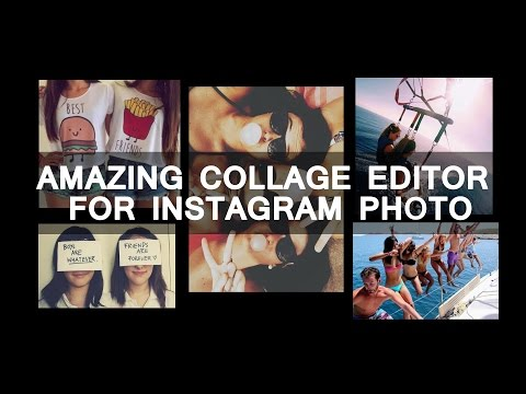 Toolwiz Photos|Amazing collage editor for Instagram photo