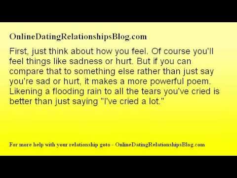 A Heartbroken Poem To Bring You Back Together