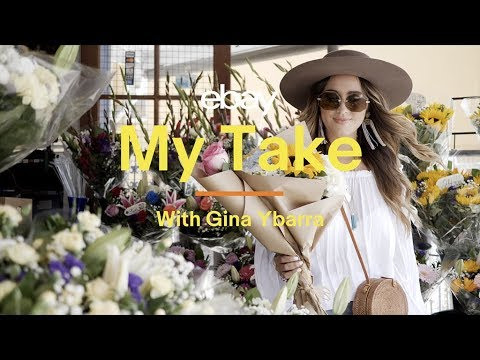 eBay | My Take with Gina Ybarra | 3 Festival Trends Perfect for Summer