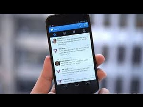 How To Change Your Twitter Name On Android