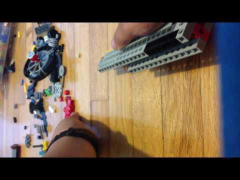 Lego folding knife