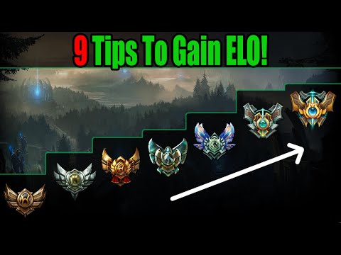 Nine 100% Tips To Gain Elo