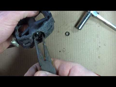 Repairing A Mountain Bike Pedal With Excessive Play