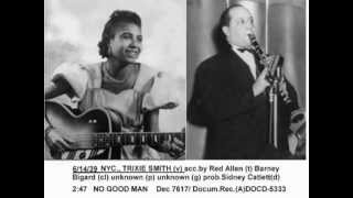 Henry Red Allen 1939 Trixie Smith + Barney Bigard- No Good Man.mpg