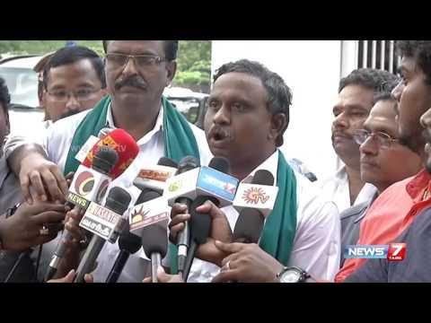 Farmers union meets TN DGP seeking protection for tomorrows strike | News7 Tamil