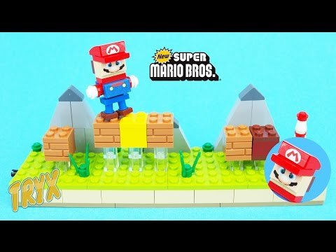 Lego Mario Brick-Figure!