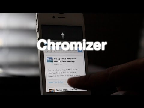 Chromizer