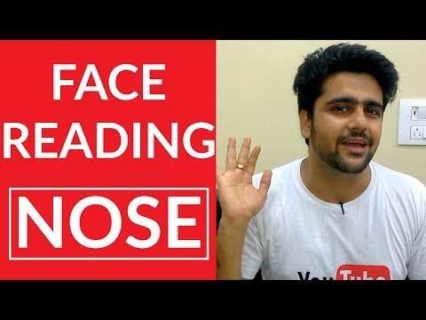 Learn Face Reading 👃 |NOSE Physiognomy | Hindi With Subtitles