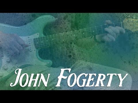 John Fogerty Style Guitar Lick