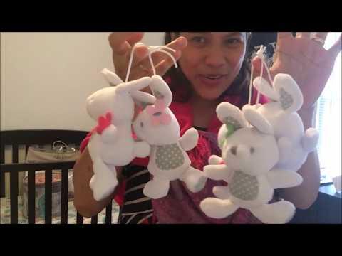 Decorating Baby Daenerys Nursery