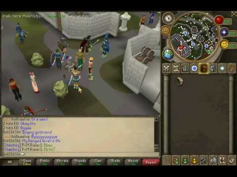 How To Pull A Girl On RuneScape!