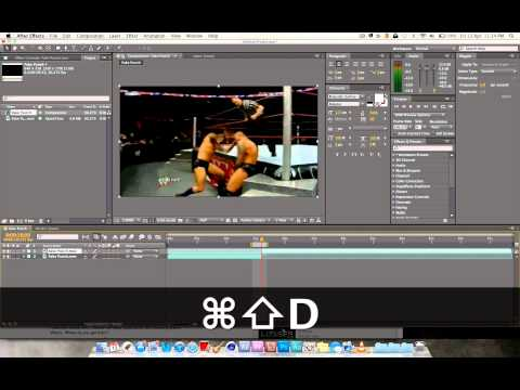 Fight Scene Editing Tutorial - Dropping Frames