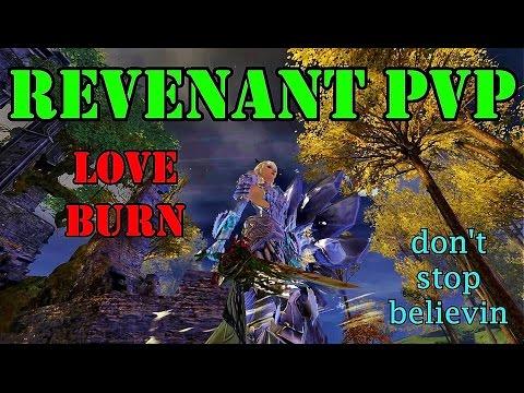 Guild Wars 2 - Revenant PvP #catchmeifyoucan