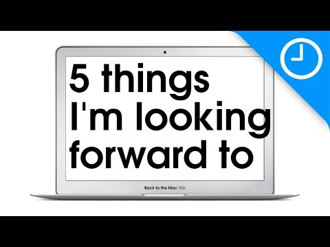 Back to the Mac 006: Five things I'm looking forward to in 2018 [9to5Mac]