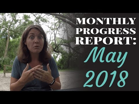 Weight Loss Through Intermittent Fasting and Walking: May 2018 Progress Report