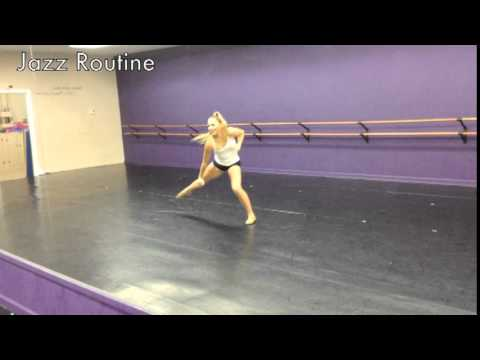Paige Ingles - UC Davis Dance Team Audition