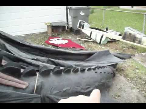 Toothless Night Fury full size prop build by BrazenMonkey by John Marks