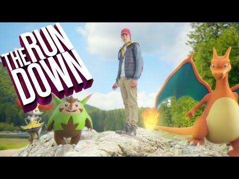 Live Action Pokemon Movie Coming?! -  EP Daily Rundown for July 13, 2016