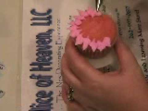 How to decorate Fairy Cakes or Cupcakes