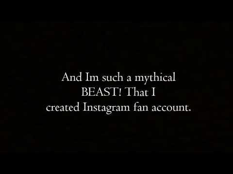 Instagram fan account