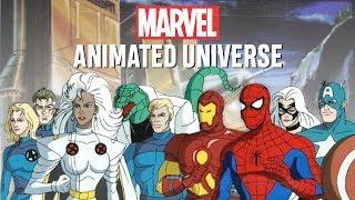 90s Marvel Cartoons: The Original MCU?