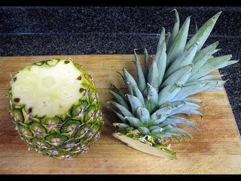 Pineapple 2 ways to grow from one