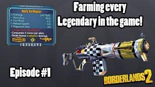 DOWNLOAD:Borderlands 2: Raid Boss farming for a perfect Hide