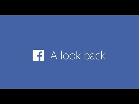 Facebook Look Back (My edit)