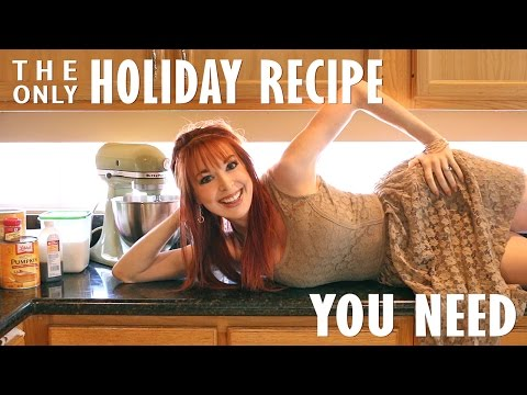 The Only Holiday Recipe You Need
