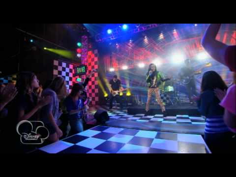 So Random | China Anne McClain Unstoppable Song | Official Disney Channel UK