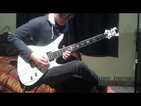 Miss Fortune (Unreleased song 2013) Guitar Tracking - Josh Kikta
