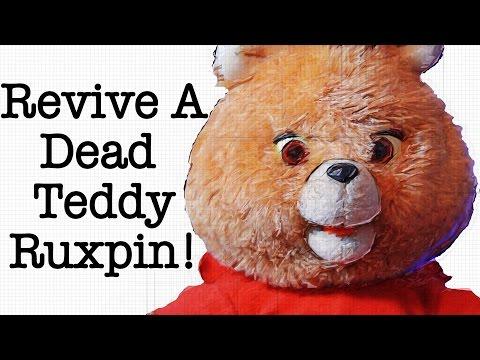 Toy Hacker: Reviving A Dead Teddy Ruxpin